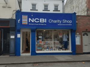 charity shop