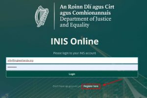 nueva pagina para renovar tarjeta gnib irlanda
