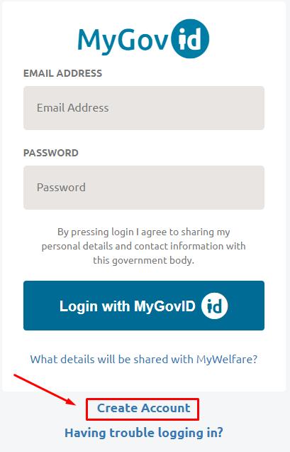 my gov ie es la página para registrarse en el gobierno de irlanda
