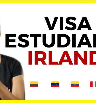 visa para estudiar en Irlanda