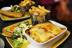 Comida tipica en Irlanda