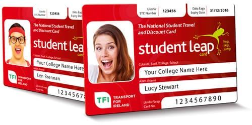 leap card estudiantes