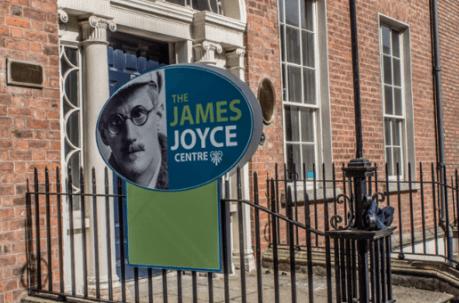James Joyce Centre Irlanda