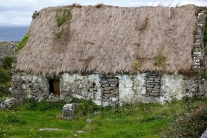 casa de paja irlanda
