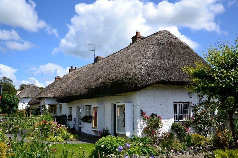 casas de irlanda