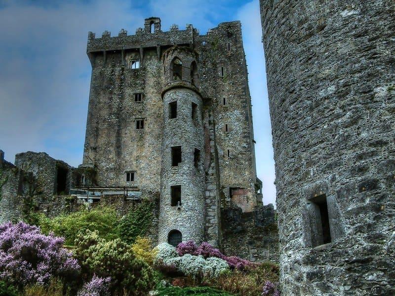 castillos en irlanda