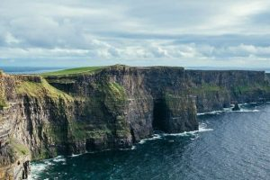 cliff moher