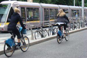 como funcionan las dublin bikes