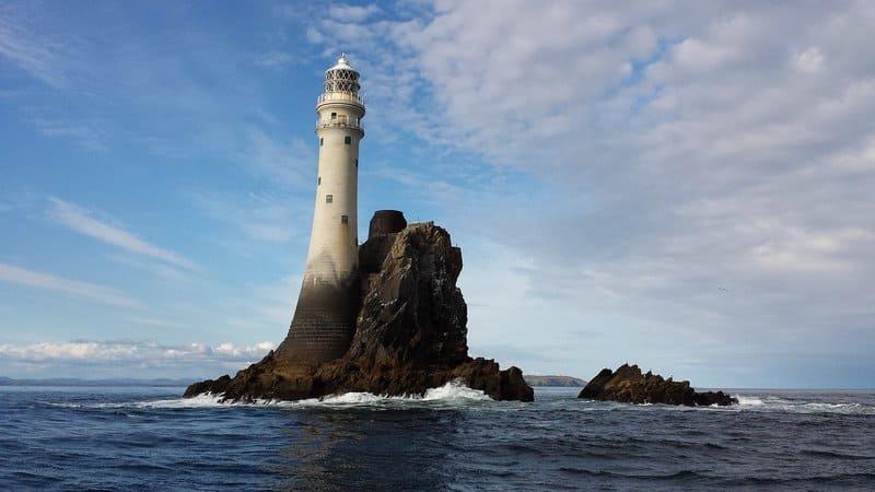 isla de faro en irlanda