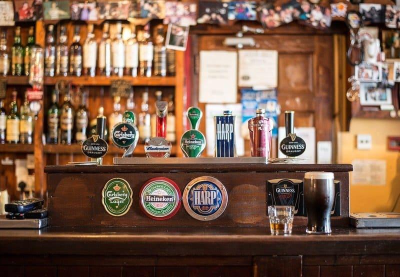 pub irlandes