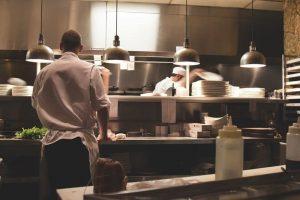 ayudante de cocina trabajar en Irlanda sin saber ingles