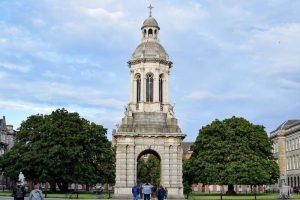 trinity college en dublin irlanda
