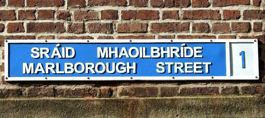 idioma oficial de Irlanda