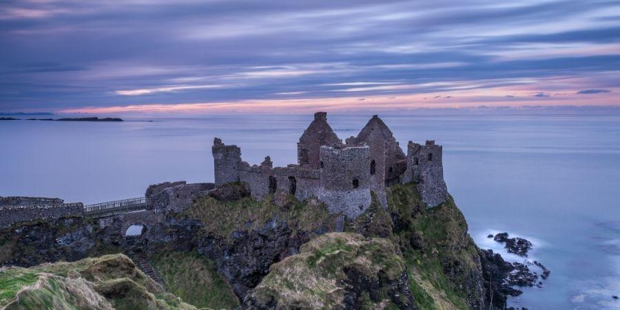 Maravillos Acantilados y Castillos de Irlanda