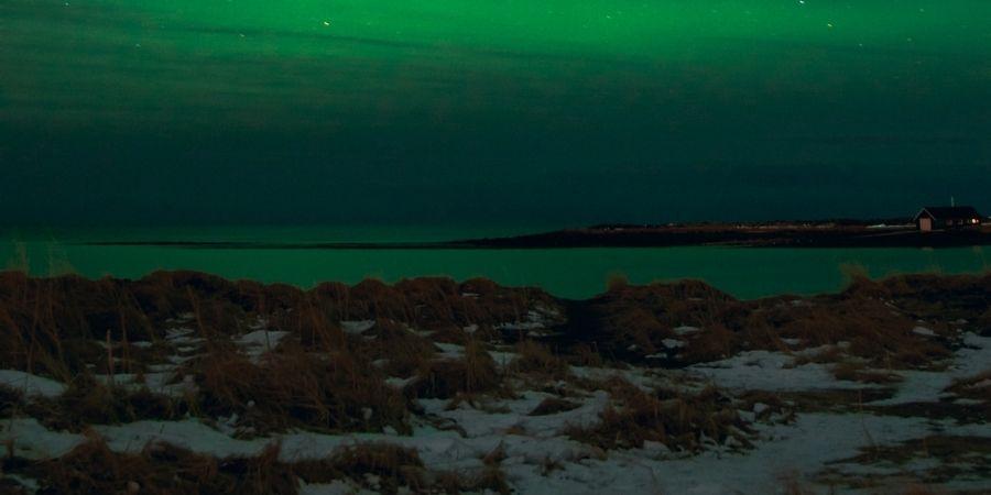 Auroras Boreales en Costas Irlandesas