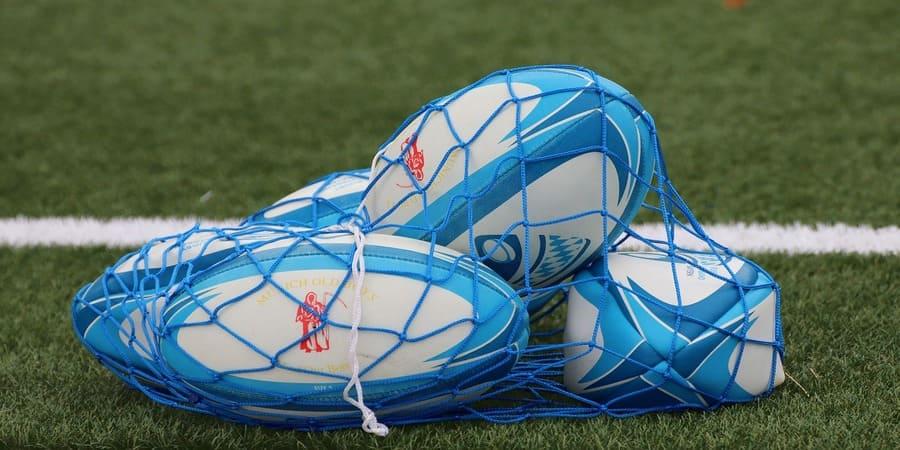 el balon o pelota de rugby es ovalado