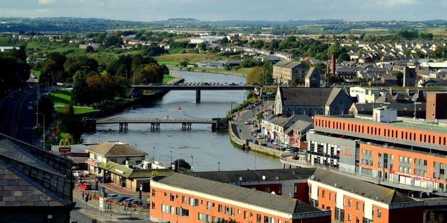 Donegal en la República de Irlanda