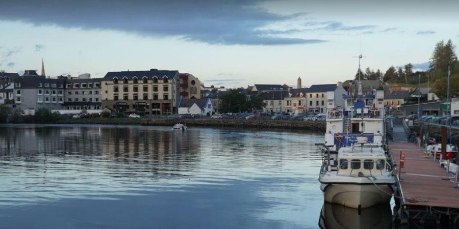 Ciudad de Donegal Irlanda