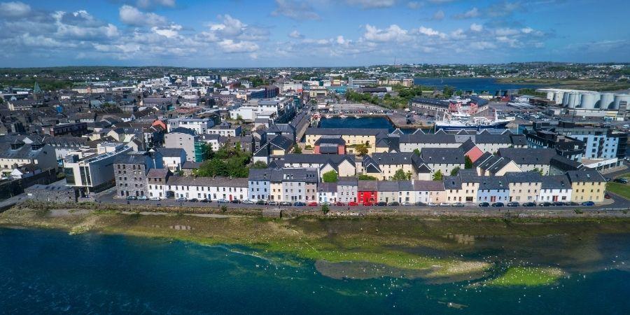 Imagen de la Ciudad de Galway