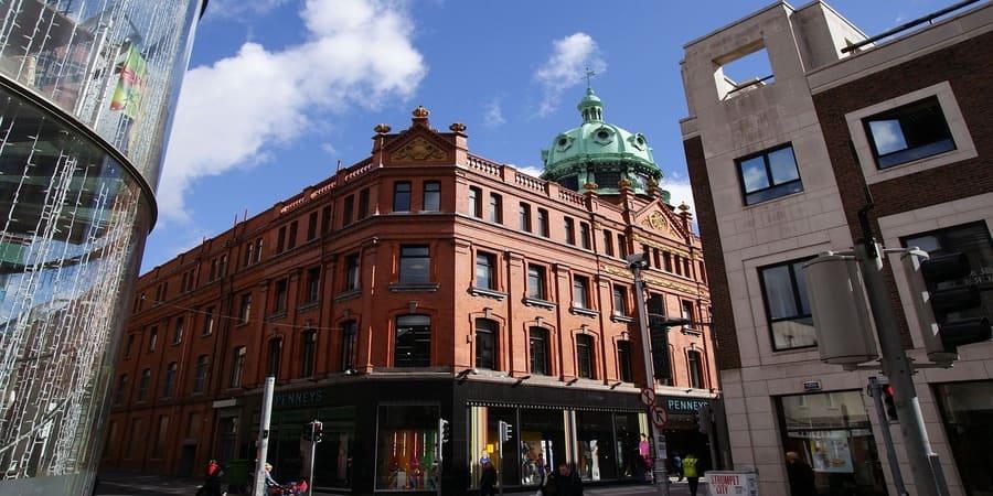 dublin es una hermosa ciudad, capital de irlanda