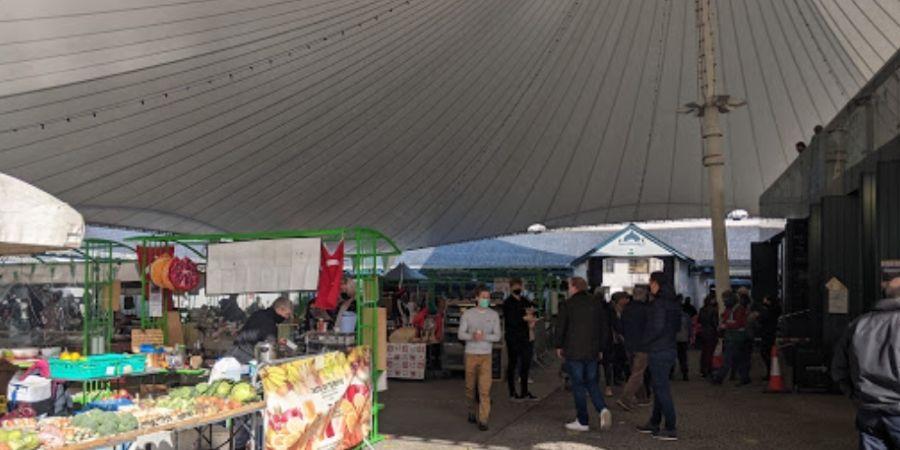 El Milk Market en Limerick