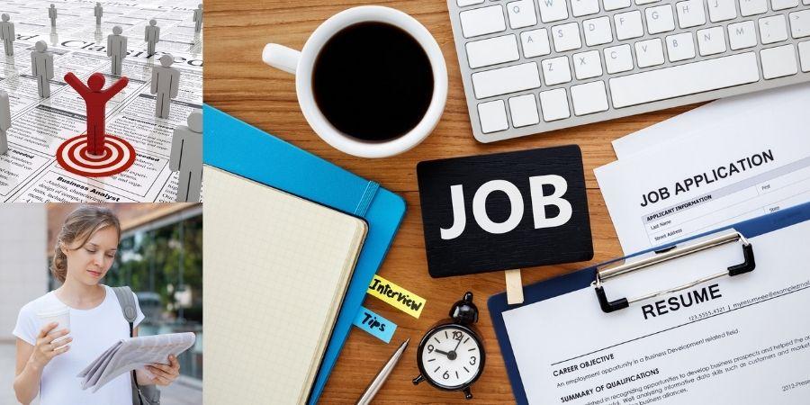 Búsqueda de empleos a través de varios métodos en Galway vs Cork