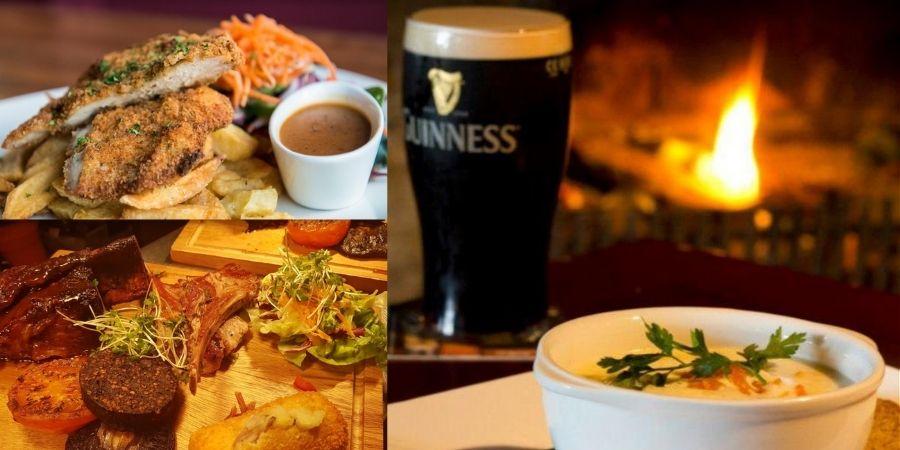 Oferta gastronómica de Limerick Irlanda