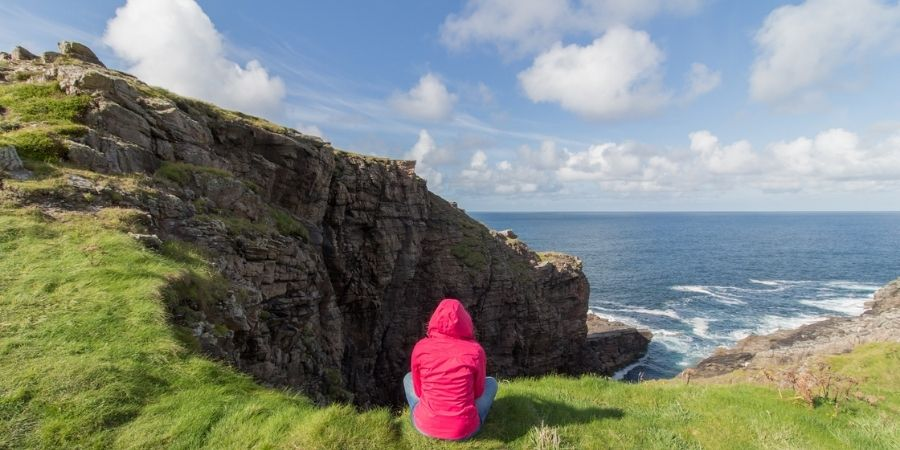 Península de Inishowen en Irlanda