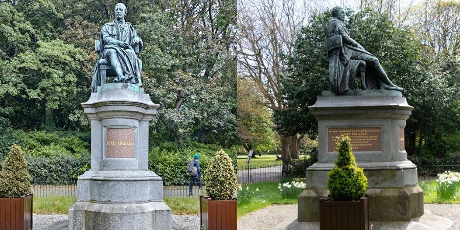 monumento St. Stephens Green Park