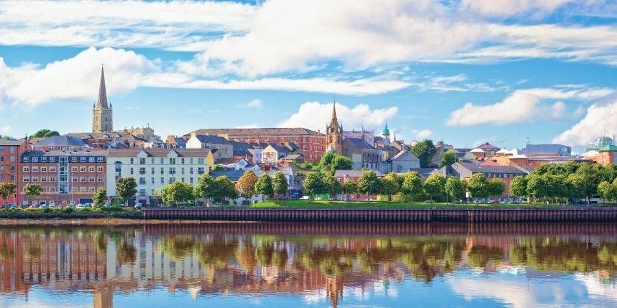 Vista de Derry