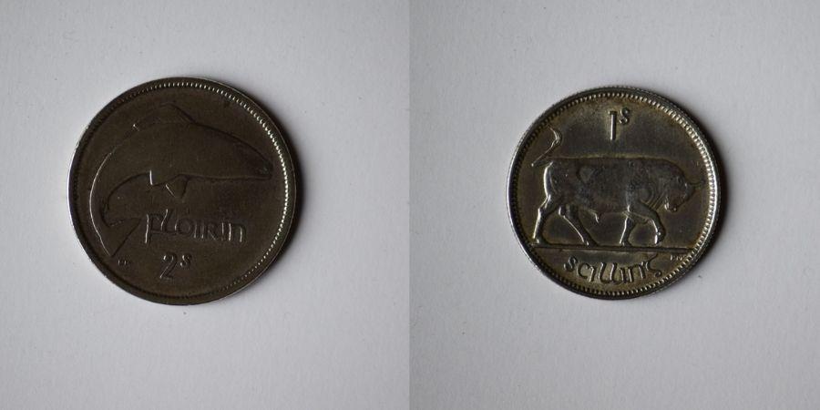 Monedas de Irlanda mas Antiguas