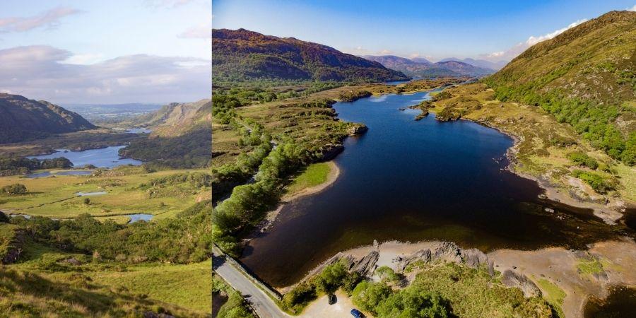 Lago del Parque Nacional Killarney Anillo de Kerry
