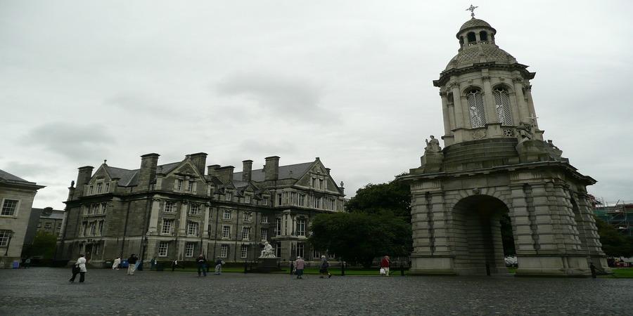 En irlanda abundan estudiantes de todas partes del mundo que realizan sus cursos de ingles