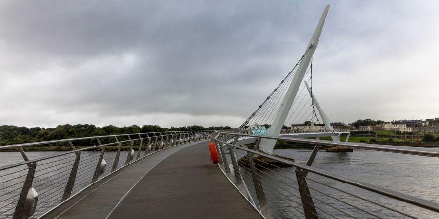 Puente de la Paz de Londonderry