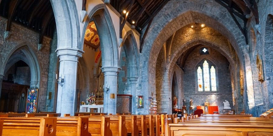Abadía de la Santísima Trinidad en El Condado de Limerick