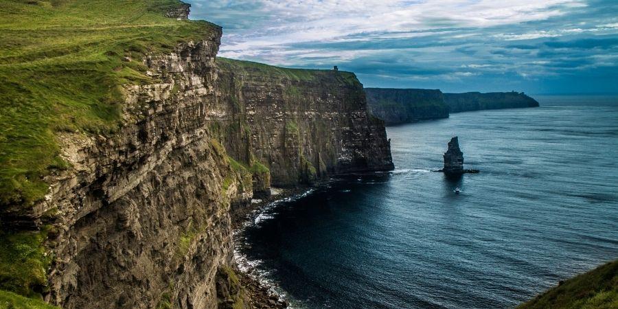 Mejor destino de Irlanda los Acantilados de Moher