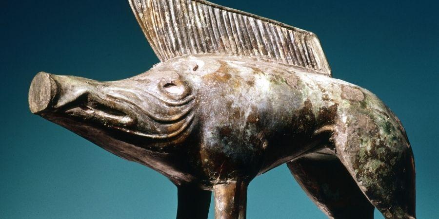 guerreros celtas arte