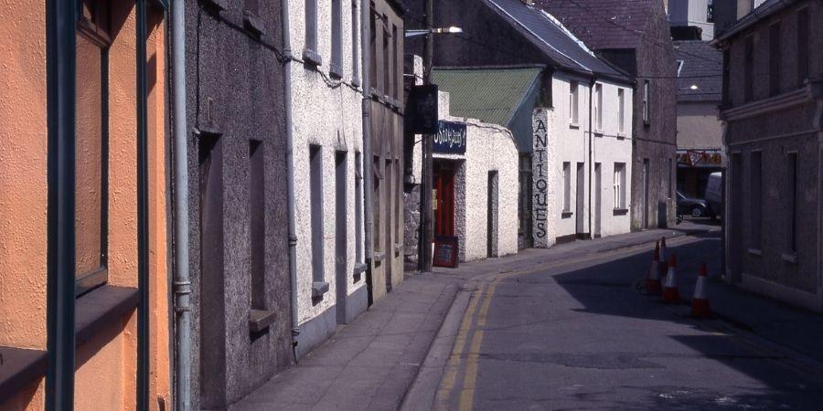 Sitio  Barrio latino de Galway, Irlanda
