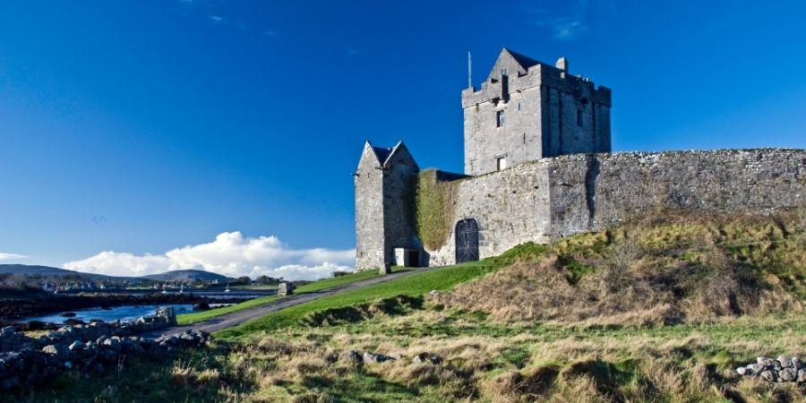 Castillo emblemático de Galway, Irlanda