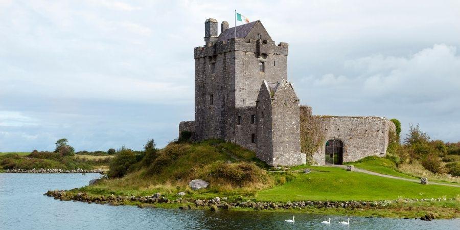 Castillo de Realeza Irlandesa