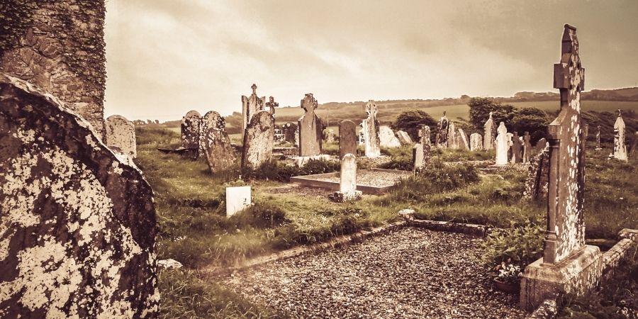 Camposanto delos guerreros celtas