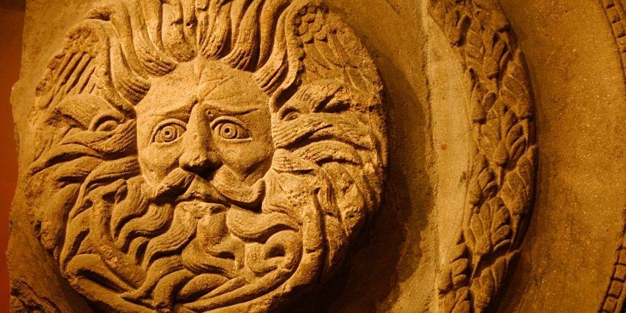 celta origen, figura de un Dios