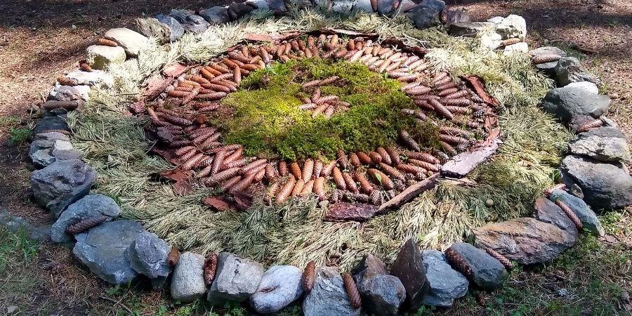 Los ritos de los druidas celtas eran muy amplios