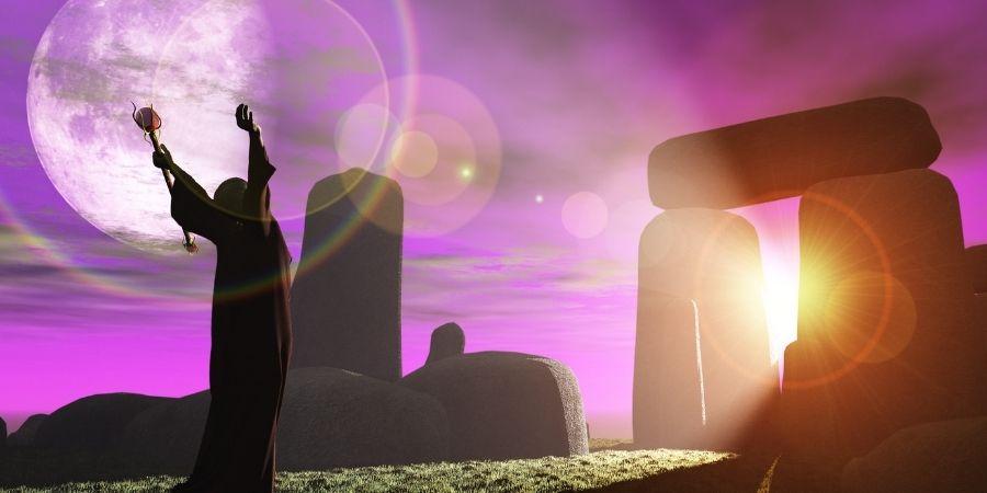 celtas origen sabiduría de los druidas
