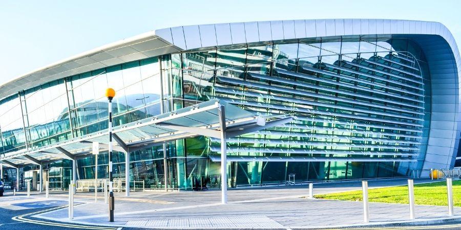 El Aeropuerto de Dublín Irlanda