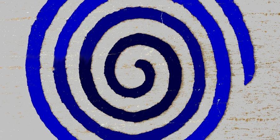 Imagen digital del Espiral Celta Druida