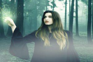 las bruja celtas creian en los poderes de la naturaleza