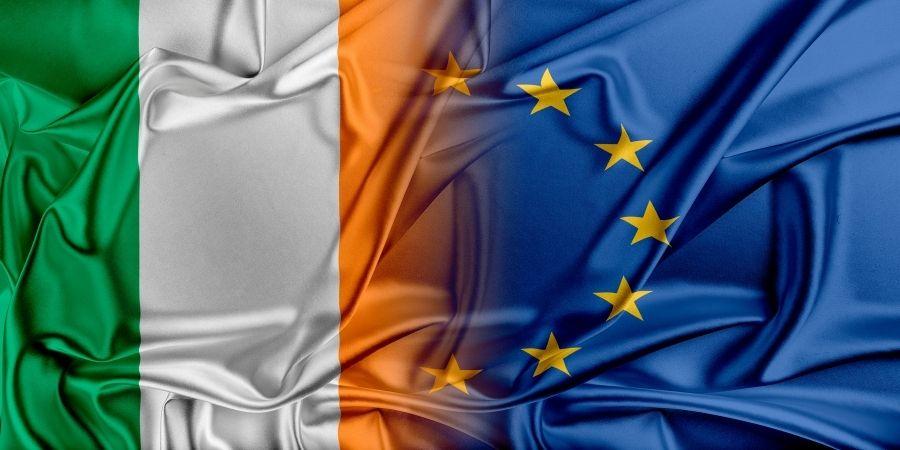 La unión de irlanda del norte persistió con UE.