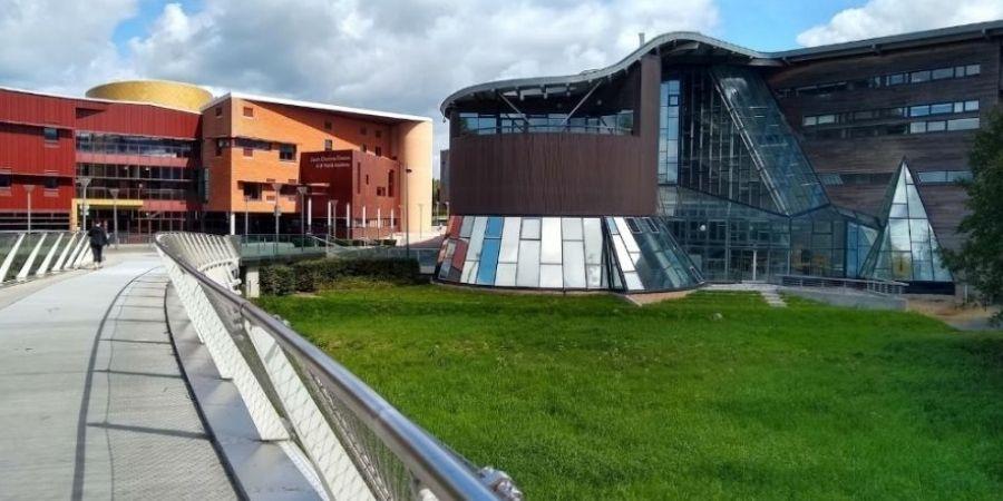 Campus de la Universidad de Limerick Irlanda