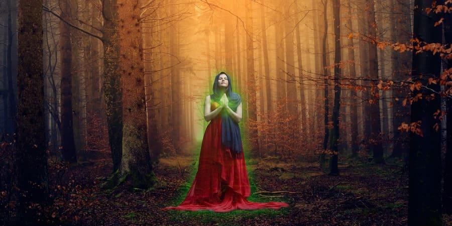 las brujas celtas tienen un origen muy antiguo, antes de cristo
